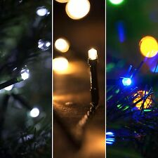 120/200/480/600 Multi-Function LED Christmas String Fairy Lights Indoor/Outdoor