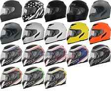 AFX FX-105 Helmet Full Face Motorcycle Street DOT/ECE 22-05