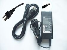 Original 90W AC Adapter Charger Power Supply F HP PAVILION dv6000 dv8000 dv9000