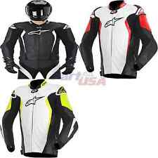 Alpinestars GP Tech Jacket Long Sleeve/Perforated Leather Waterproof Vented