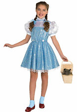 The Wizard of Oz Dorothy Sequin Child Girl Costume Halloween Rubies