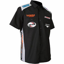 Throttle Threads Team Parts Unlimited Snowmobile Shirt Shop Cotton/Polyester