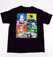 DC Comics Justice League Super Hero Youth's Official Licensed T-Shirt