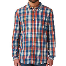 RIP CURL Flano Mens Long Sleeve Shirt