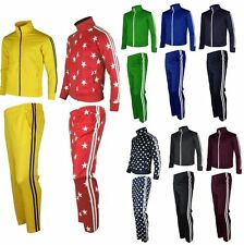 Mens Womens Running jogging Track Suit warm up pants jackets gym training wearHB