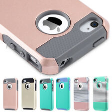 For Apple iPhone 4S/4 Shockproof Dirt Dust Proof Hard Matte Slim Cover Case