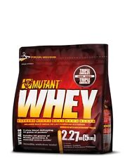 PVL Mutant Whey Protein 2.27kg / 5lbs (all flavours) 63 serving