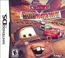 Cars: Mater-National Championship---Nintendo ds