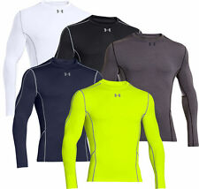 Under Armour Mens Evo Hybrid Coldgear Compression Long S Base Layer