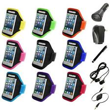 For iPod Touch 5th Gen 5G 5 Full Running Sports Gym Armband Case+Accessories
