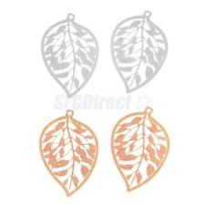25 Copper Piece Sheet Jewelry Accessories Copper Charm Pendant Findings Leaf