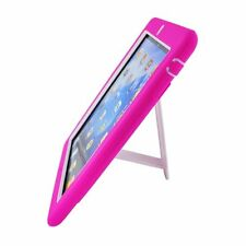 High Quality Robotic Double Layer Cover Case w Kick Stand  For Apple iPad 2 3