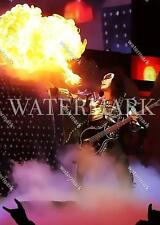 CT927 Gene Simmons Rock Band Group Kiss 8x10 11x14 PopArt Photo