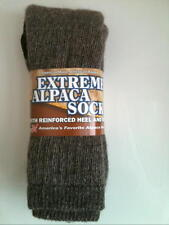 Extreme Alpaca Men's Socks, made in the USA from US alpacas (S-M-L-XL sizes)