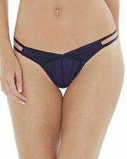 Lepel London Paloma Thong 1607120 Electric Blue * Sexy New Lingerie