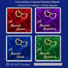 PERSONALISED A SPECIAL (NAME) FRIDGE MAGNET XMAS FATHERS DAY BIRTHDAY  GIFT