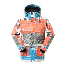 GSOU SNOW Mens Winter Warm Ski Snow Cotton Jacket Outdoor Snowboard Padded Coat