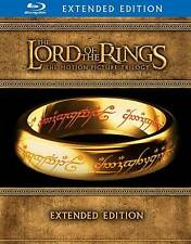 The Lord of the Rings: The Motion Picture Trilogy (Blu-ray Disc, 2012,...