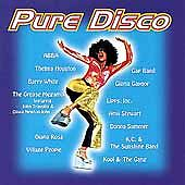 Pure Disco [Polygram] by Various Artists (CD, Oct-1996, PolyGram)