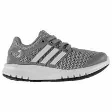 adidas Childrens Energy Cloud Jogging Trainers Boys Laces Fastened Footwear
