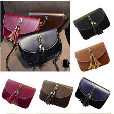 Women Crossbody Handbag Tote Purse Leather Satchel Shoulder Bag Messenger HoboMW