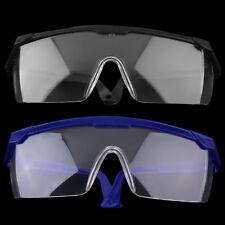 New Safety Eye Protection Glasses Goggles Lab Dust Paint Dental Industrial PR