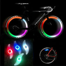 3 Mode Bike Bicycle Cycling Spoke Wire Tire Tyre Wheel LED Bright Light Lamp US
