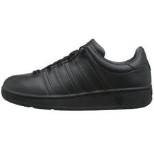 K-Swiss Classic VN Shoes Men's Sneakers Trainers leather black new Premium