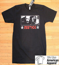 Leon The Professional Justice T-Shirt American Apparel 100% cotton