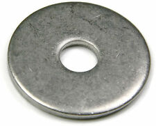 Stainless Steel Flat Washer Extra Thick, 5/16 ID x 3/4 OD x .125 THK, Qty 1000