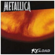 Reload by Metallica (CD, Nov-1997, Elektra (Label))