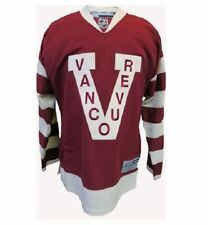 Vancouver CANUCKS MILLIONAIRES Reebok Premier Officially Licensed NHL Jersey, XS