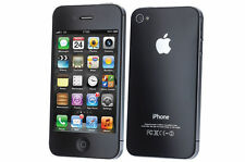 Apple iPhone 4S 8G-16G-32GB Unlocked Smartphone Black/ White Excellent Condition
