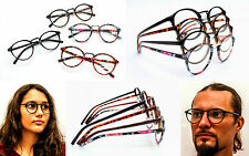 Retro Fashion Stylish Reading Glasses High Quality Unisex+1.0+1.5+2.0+2.5  RG53