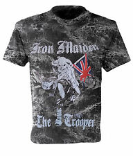 Iron Maiden New Unisex UK Heavy Metal Rock Band Tee S, M, L, XL, XXL E-045
