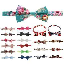Men's Classic Bowtie Necktie Bow Tie Tuxedo Wedding Party Fashion Adjustable