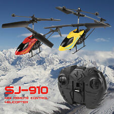 Mini RC Helicopter Radio Remote Control Micro Heli Copter Aircraft Toys