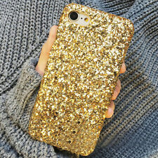 Thin Matte Glitter Sparkle Bling Hard Back Case Cover for iPhone 7/6s  Plus Skin