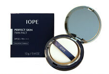 Amore Pacific IOPE Perfect Skin Twin Pact (spf 32, pa+++) 12g