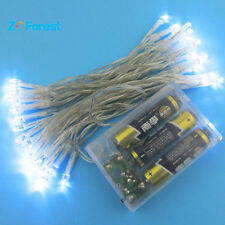 4m Led Christmas Lights Battery Operated Outdoor Indoor For Tree Party wedding
