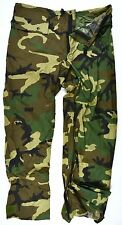ORC INDUSTRIES USGI ARMY BDU WOODLAND WET WEATHER RAIN PANT (Copy)