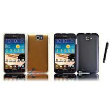 For Samsung Galaxy Note i717 N7000 Snap-On Design Hard Phone Case Stylus Pen