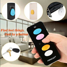 Remote Wireless LED Key Wallet Finder Receiver Anti Lost Alarm Locator Home