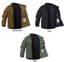 WATERPROOF Concealed Weapons Carry Jacket Army Navy USMC Marine Corps Police Gun