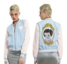 Hot Topic Melanie Martinez Cry Baby Satin Bomber Concert Jacket Hot Topic Small