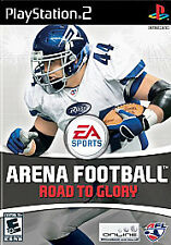 Arena Football: Road to Glory - Playstation 2 ps2