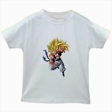 Gogeta Dragonball Kid's T-Shirt & Baseball Jersey Sleeve Shirt