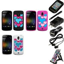 For Samsung Droid Prime i515 Silicone Design Skin Soft Phone Case Accessories