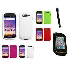 For Samsung Galaxy S Blaze 4G T769 Rigid Plastic Hard Snap-On Case Mount+Pen