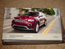 2017 Jeep Grand Cherokee Factory Original Owners Manual Set Factory Sealed Mint
